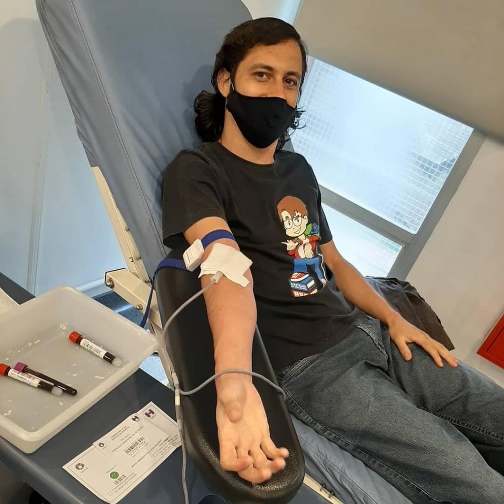 doacao sangue 2020